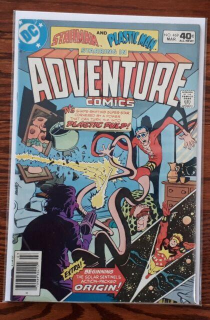 Adventure Comics (1938 1st Series) #469