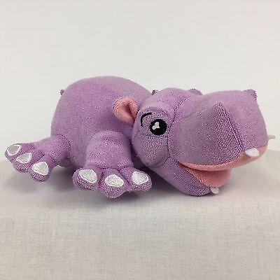 Soapsox Bath Scrub Wash Cloth Baby Toddler Kids Plush Toy Harper the Hippo