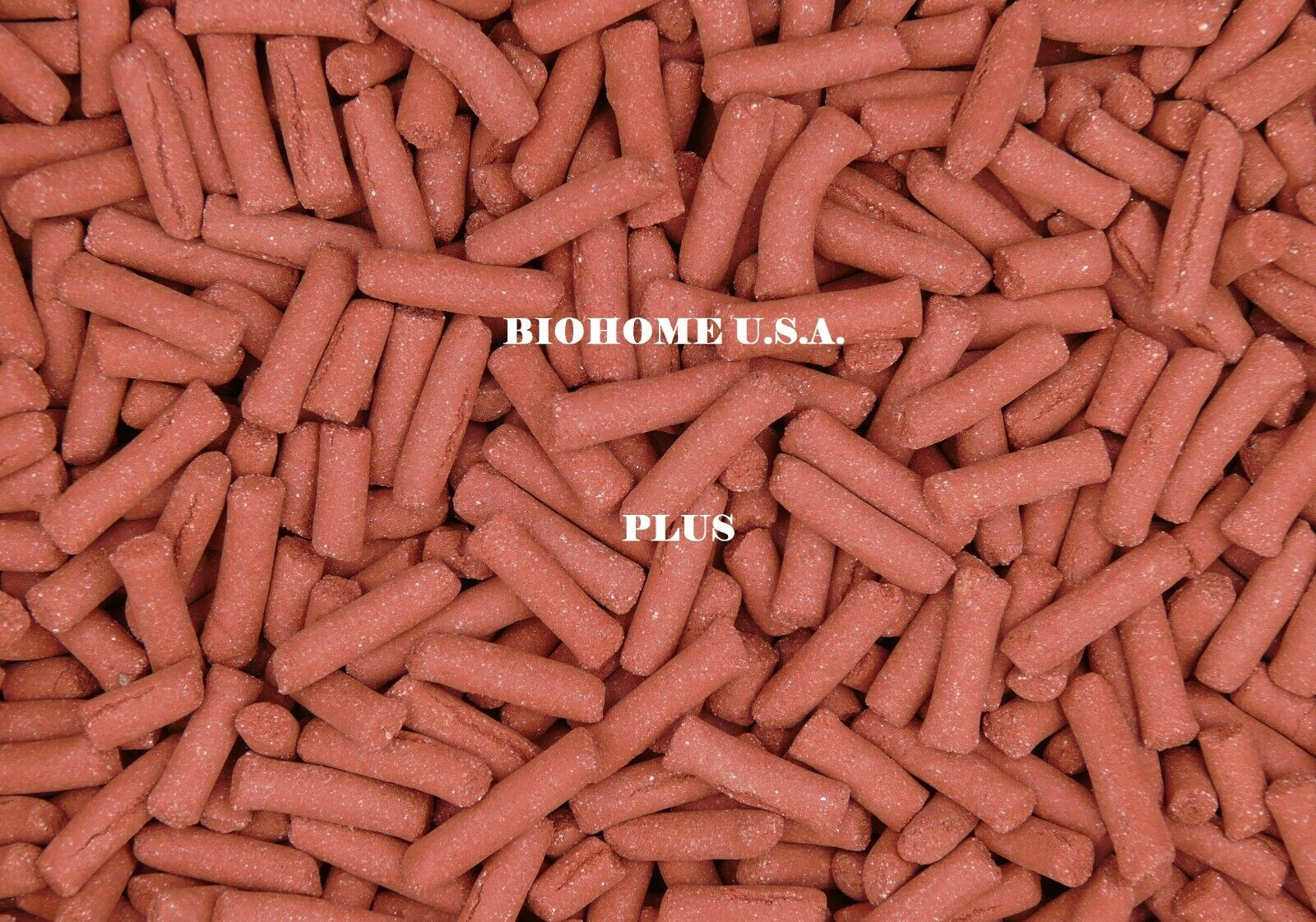 4 POUNDS BIOHOME PLUS FILTER MEDIA  SMALL rot   13.99 A POUND  US SELLER