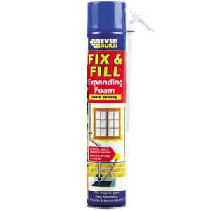 Everbuild-Fix-amp-Fill-Expanding-Polyurethane-Foam-and-Filler-750ml