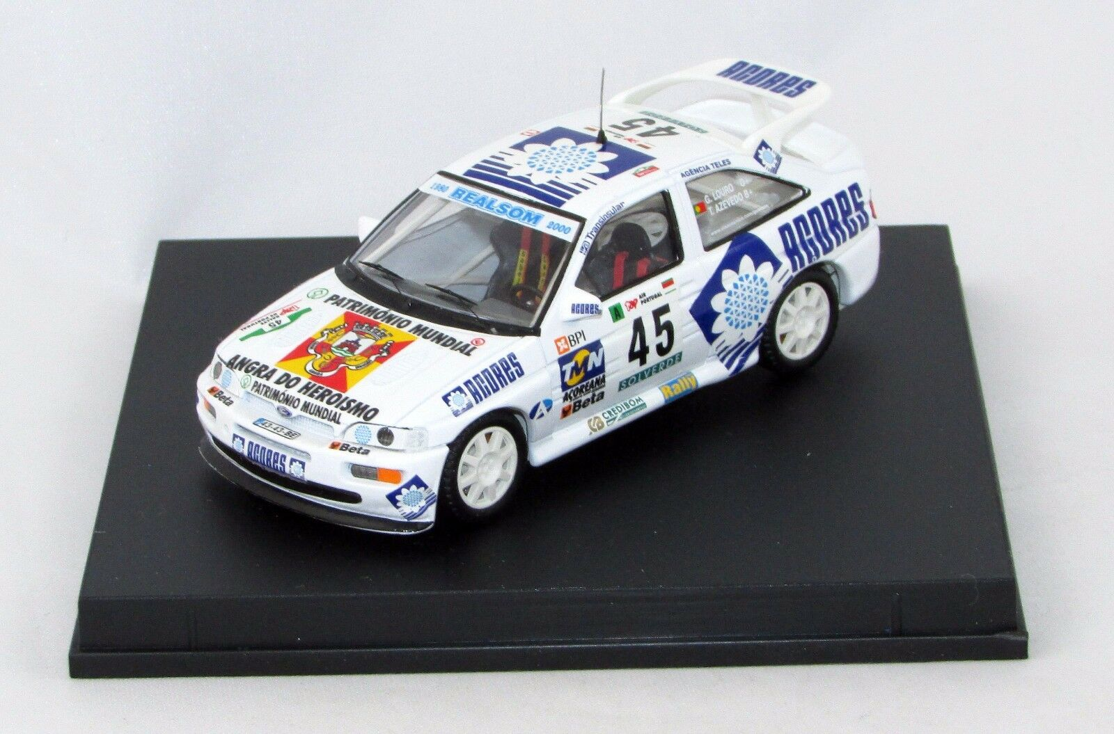 FORD ESCORT RS COSWORTH G.LOURO TAP 2000 1 43 TROFEU