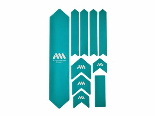 All Mountain Style AMS Frame Guard XL Blue Turquoise