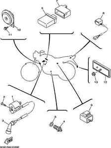 image is loading genuine-yamaha-xt125r-xt125x-xt125-x-r-neutral-switch-