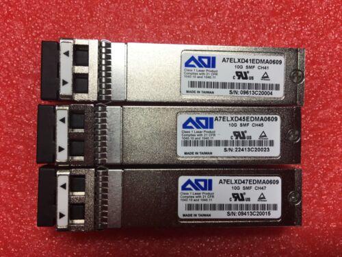 AOI A7ELXD33EDMA0609 DWDM CH33# 1550.92nm C-Band SFP 10G ER 40km