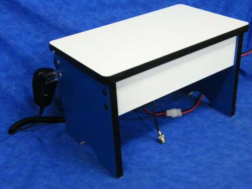 Step Stool Or? Mount Rack Ham Radio Case of 6   Benches Work play table