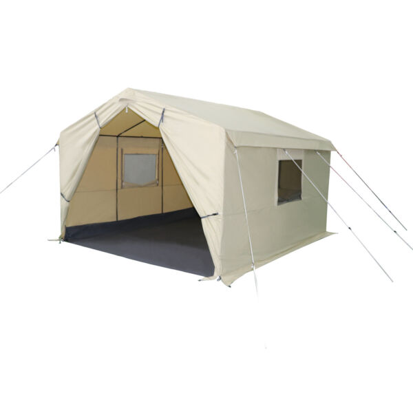 Ozark Trail 12x10 6 Person Wall Tent For Sale Online Ebay
