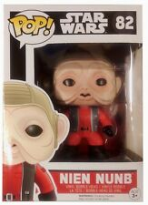 Funko pop! Star Wars PE VII-nan Nunb #6586 - Vinyl personaje aprox. 10cm