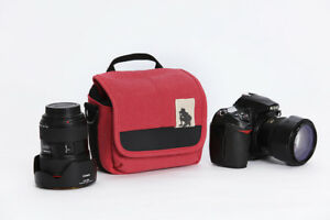 Camera Shoulder Waist Case Bag For Panasonic Lumix DMC TZ100EB FZ330 FZ82 GX80