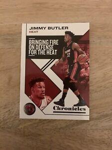 2019-20-Panini-NBA-Chronicles-Jimmy-Butler
