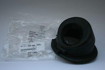BMW E30 Fuel filler neck grommet seal rubber 51711884358 Genuine