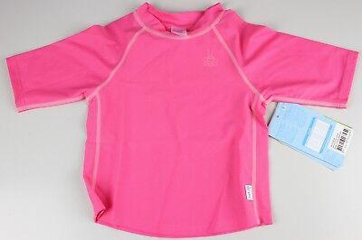 Ambizioso Iplay Schwimmshirt Ragazza Balneazione T-shirt Rosa Alla Protezione Dai Raggi Uv 50+ 4 J. 17 - 21kg K27-p-mostra Il Titolo Originale Ottima Qualità
