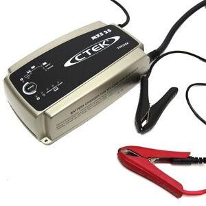 CTEK Chargeur batterie 25 chargeur de batterie 12v/25a - mxs25