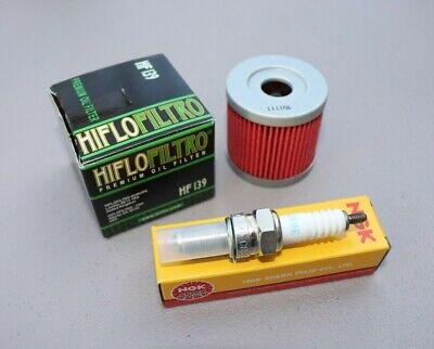 Suzuki LTZ400 Tune Up Kit NGK CR7E Spark Plug  Oil Filter LTZ 400 KFX400 z400 Z