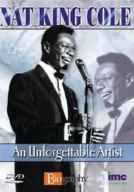 1 of 1 - Nat King Cole: An Unforgettable Artist DVD NEW