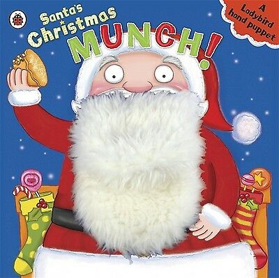 Santa's Christmas munch: a Ladybird hand puppet book by Richard Dungworth