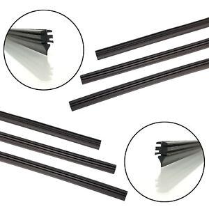 6-x-700mm-Wischergummis-fuer-BOSCH-AEROTWIN-Ersatzgummi-Scheibenwischergummi