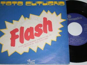 7-034-Toto-Cutugno-Flash-amp-Francesca-non-sa-1980-Italy-Diff-2723