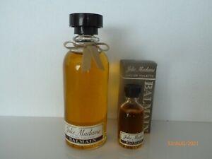 Jolie Madame von Balmain, 56 ml Flacon, mit 5 ml Miniatur, Rarität