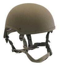 Ceradyne / MaxPro Armor Gunfighter Ballistic Helmet High Cut Level 3A IIIA