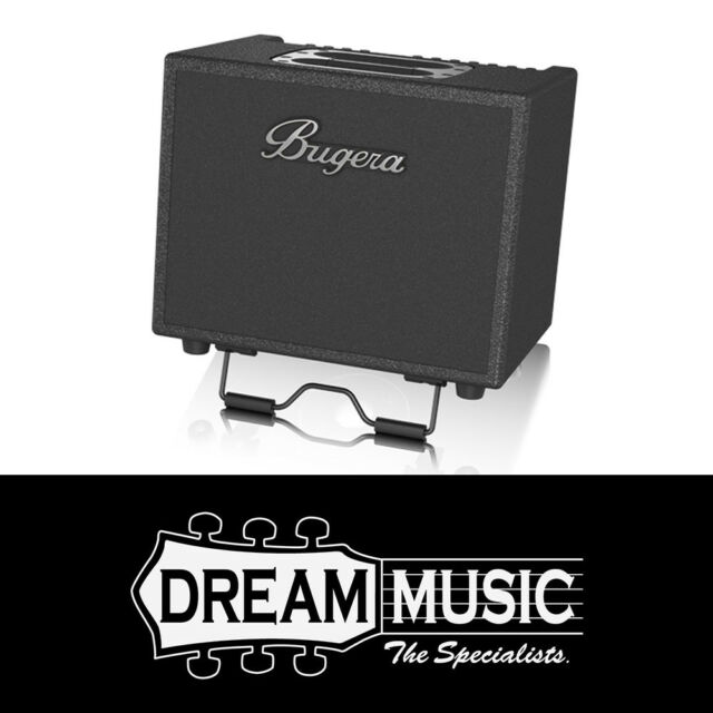 Bugera AC60 Acoustic Instrument Amplifier Combo SAVE $120 off RRP $599