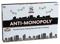 Anti-monopoly Board Game , New, Free Shipping on sale