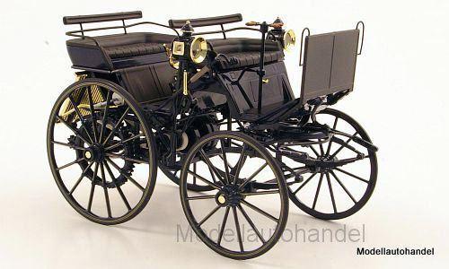 Mercedes Daimler Carrozza Motore - 1:18 NOREV >> NEW