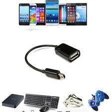 USB Host OTG AdaptorAdapter Cable/CordFor Midpad Android Tablet MID M729 b w