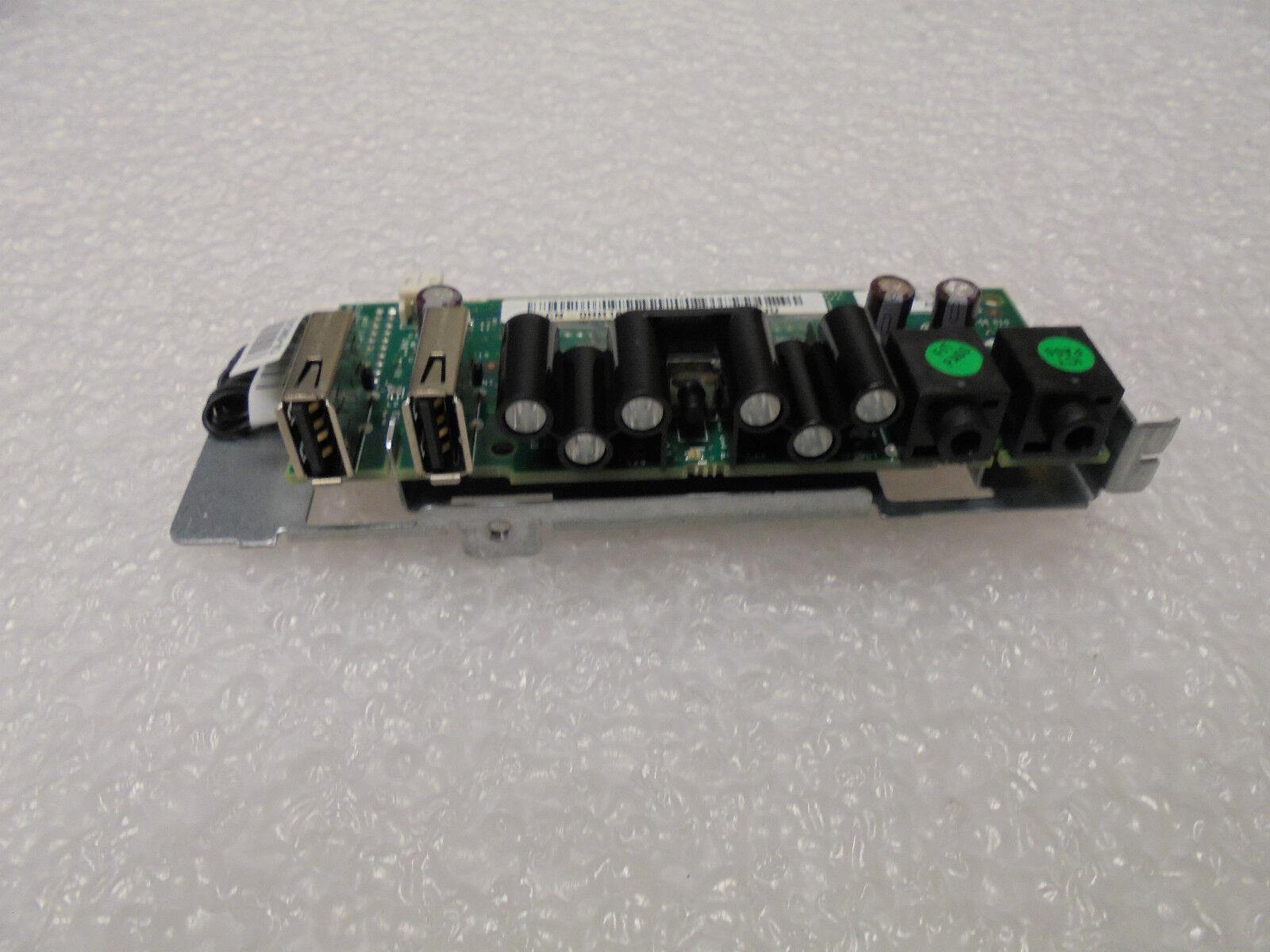New Dell Dimension 9200 USB//AUDIO Control Panel HH180 WJ459 0MW117
