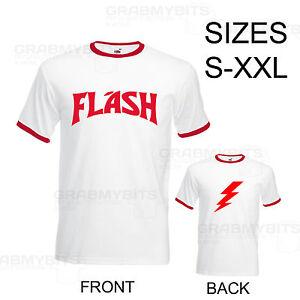 NEW-FLASH-T-SHIRT-80-039-S-RETRO-FANCY-DRESS-FREDDIE-MERCURY-STAG-GORDON-MENS