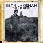 Seth Lakeman Word of Mouth LP Vinyl 2014 180gm 33rpm