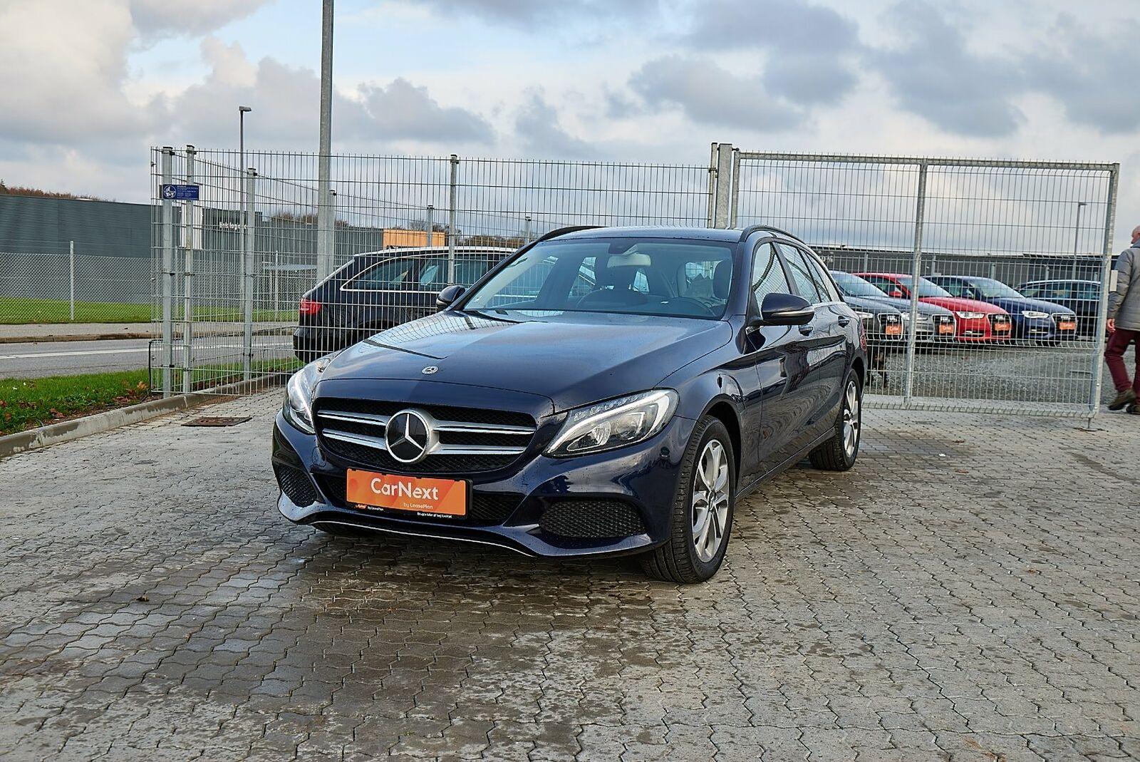 Mercedes C220 d 2,2 Business stc. aut. 5d - 284.900 kr.