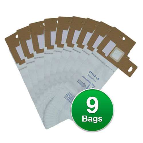 Replacement Vacuum Bag for Eureka 61820 Style LS 5800 Upright 3 Pack