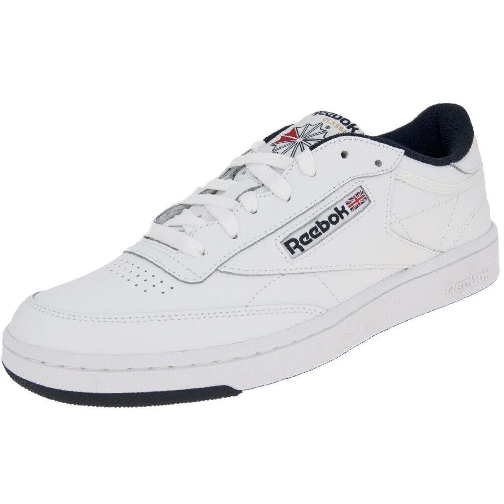 zapatos Reebok Club C 85 AR0457 Bianco