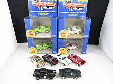 J Lightning AFX Aw Ford Shelby Mustang GT 500 Rainbow x10 White Lightning more