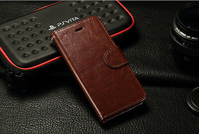 Luxury Magnetic Flip Cover Stand Wallet Leather Case For iPhone 6 Plus 5S 5 4S 4