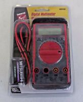 Commercial Electric Hdm-4400 Digital Multimeter 23 Range 7 Function