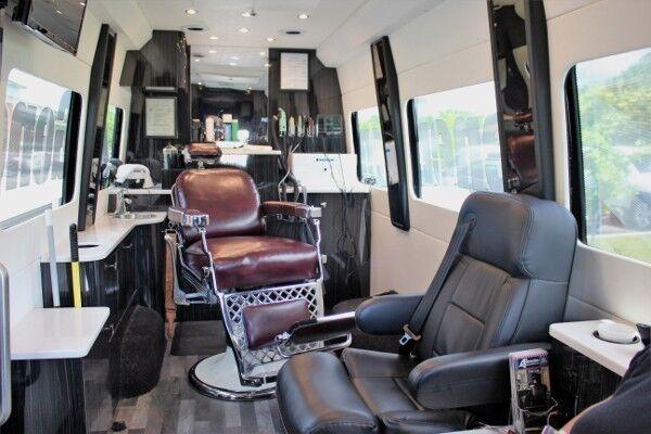 Mobile barber/salon