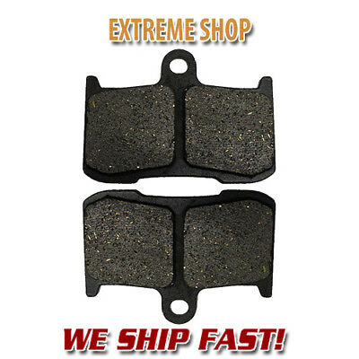 FRONT REAR BRAKE PADS FIT VICTORY JACKPOT JUDGE 2010-2017