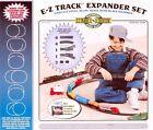 Bachmann HO Scale Train E-Z Track System Steel/Black Expansion Set 44494