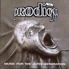 Music for the Jilted Generation by The Prodigy (CD, Jan-2004, XL)