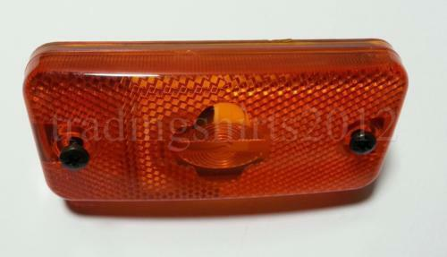 2009/> New Set 4x Amber Side Marker Lights Lamps E marked for FIAT Ducato Maxi