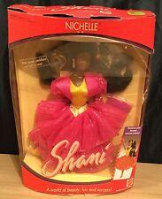 """Shani """" Nichelle  """" African American Fashion Doll By Mattel 1991 Nrfb"""