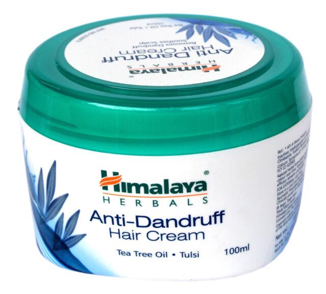 Himalaya Herbals Anti Dandruff Hair Cream Removes Dandruff Soothes Scalp 100 ml