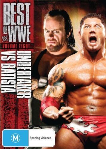 1 of 1 - WWE Best Of WWE - Undertaker Vs Batista (NTSC Format DVD Region 4)