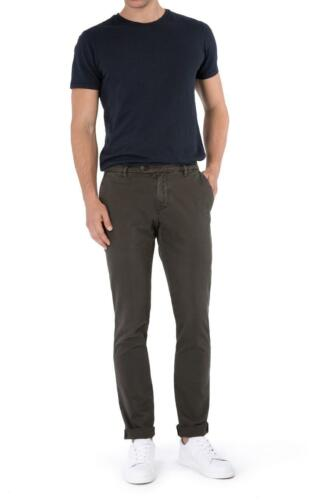 7 for all mankind Tailored Slim Chino American Dark Grey W31 32L CS079 EE 04