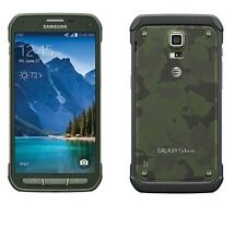 Samsung Galaxy S5 Active SM-G870A Unlocked Smartphone Cell Phone AT&T T-Mobile