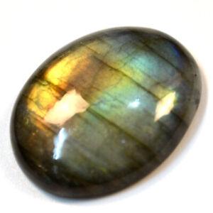 Cts-23-00-Natural-Multi-Triple-Shade-Labradorite-Cabochon-Oval-Cab-Gemstone