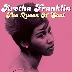 Details about Aretha Franklin Queen of Soul Album Art Canvas Wall Poster  Print Soul Music Icon