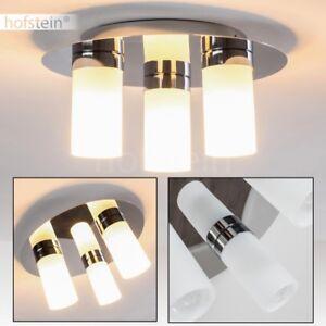 Détails sur Plafonnier Lampe de salle de bains Lampe à suspension Lustre  Métal/Verre 170867
