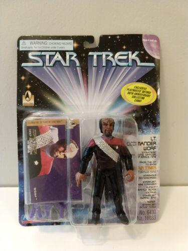 Star Trek TNG Playmates #16033 Lt Commander Worf